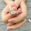 รหัส KERPT0916-30 แหวนเพชรนำเข้า ราคาร้อน 24,200 บาท วงนี้สวยเกินราคามาก เพชรน.นรวม 16 ตัง น้ำ97-98 VS @Line :http://line.me/ti/p/%40pass thumbnail 2