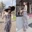 Cliona made,Andaman Halter-neck Jumpsuit- thumbnail 1
