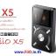 ขาย FiiO X5 สุดยอด DAP เครื่องเล่นเพลงพกพาระดับ High Res ใช้ชิปเสียง Burr Brow PCM1792A และ OPA1612 รองรับไฟล์ Lossless ได้ถึง192k24bit ใช้เป็น USB DAC ได้ รองรับ Micro SD 2ช่อง thumbnail 24