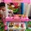 ชุดเคาน์เตอร์ขายไอศครีมdessert ice cream shop ส่งฟรี thumbnail 4