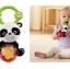 เขย่ามือ ยางกัด Panda roller ball fisher price ส่งฟรี thumbnail 4