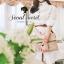 Korea Smart White Long Blouse With Brown Belt by Seoul Secret thumbnail 2