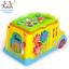 รถโรงเรียนแสนสนุก Intellectual School Bus by Huile toys ของแท้ ส่งฟรี thumbnail 5