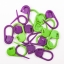 Locking Stitch Markers pack 30 stitch markers thumbnail 2