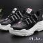 รองเท้าผ้าใบแฟชั่นทรง sport สไตล์แบรนด์ fila พื้นหนานุ่ม ใส่ดีมากกระชับเท้า thumbnail 1