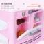ครัวสีพาสเทล Pastel kitchen set น้ำไหลได้จริง ส่งฟรีพัสดุไปรษณีย์ thumbnail 10