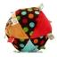 บอลผ้าชวนคลาน Taggies dazzle dots chime ball ส่งฟรี thumbnail 3