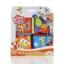 บลอคผ้า bright starts Grab & Stack Blocks (หลากสี) ส่งฟรี thumbnail 1