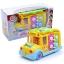 รถโรงเรียนแสนสนุก Intellectual School Bus by Huile toys ของแท้ ส่งฟรี thumbnail 1