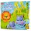 หนังสือผ้า Fisher price Baby animal counting book ส่งฟรี thumbnail 1