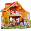 บ้านกระต่ายHappy Family 4 ส่งฟรี thumbnail 1