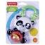 เขย่ามือ ยางกัด Panda roller ball fisher price ส่งฟรี thumbnail 1