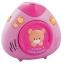 ดรีมไลท์ vtech lullaby bear crib projector pink ส่งฟรี thumbnail 2