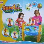 โต๊ะเล่นน้ำ เล่นทราย พร้อมอุปกรณ์ (2y+)