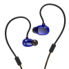 ขาย หูฟังอินเอียร์ KZ ZS2 หูฟังแบบ 2Driver รุ่นล่าสุด เพิ่มSubwoofer ให้เบสหนักขึ้น