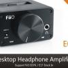 ขาย FiiO E09K QOGIR แอมป์ตั้งโต๊ะระดับเทพสำหรับ E07K / E17 / X3 รุ่นปรับปรุงใหม่ล่าสุด