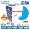 สายแลน Link Cat6 Outdoor Double Jacket ตัดแบ่งขาย