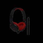 ขาย หูฟัง SoundMagic P21S เฮดโฟนแบบพกพา มีไมค์ในตัว แพดหนังใส่สบาย สายไม่พันกัน พับได้พกพาสะดวก
