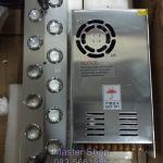 เครื่องทำหมอก อัลต้าโซนิก 12 หัว 48VDC พร้อม power supply เหมาะใช้สำหรับโรงเพาะเห็ด หรืองานด้านอื่นๆ