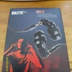 ขายหูฟัง Blox Bi3 หูฟังที่สร้างความฮือฮาทั้งในและนอกประเทศ ถอดสายได้ เบสดีพเบสดีอิมแพคเด่น เด่นย่านแหลม