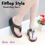 รองเท้าแฟั่นสไตล์ fitflop ใส่สบายน้ำหนักเบา