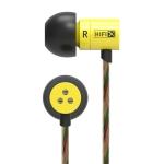 ขาย KZ HDS1 หูฟังอินเอียร์แนวใหม่จิ๋วแต่แจ๋ว ให้คุณภาพเสียงระดับ HD (สีเหลือง)