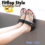 รองเท้าแฟชั่นสไตล์ fitflop เพื่อสุขภาพน้ำหนักเบา