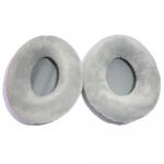 ขาย ฟองน้ำหูฟัง X-Tips รุ่น XT82 สำหรับหูฟัง Sennheiser MOMENTUM (หนังกำมะหยี่สีเทา)