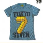เสื้อยืดหญิง Lovebite Size L - Tokyo 7