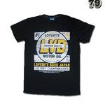 เสื้อยืดชาย Lovebite Size XL - LVB Motor oil 81