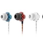 ขายหูฟัง ttPod T1 สุดยอดหูฟัง 2ไดรเวอร์ High Defination Dual Driver นำเข้าจากเยอรมัน สายชุบเงินถัก18แกน ในราคา 1,490