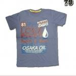 เสื้อยืดชาย Lovebite Size M - Osaka Oil 81