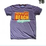 เสื้อยืดชาย Lovebite Size XL -  Newport beach