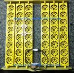 แผงกลับไข่อัตโนมัติ 48 ฟอง พร้อมมอเตอร์ AC 220V มอเตอร์ 1/240 rpm