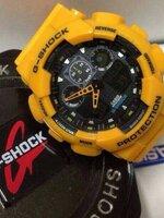 Casio G Shock เกรด AAA  bubberbee  รุ่น ใหม่ ล่าสุด ส่งฟรี Ems