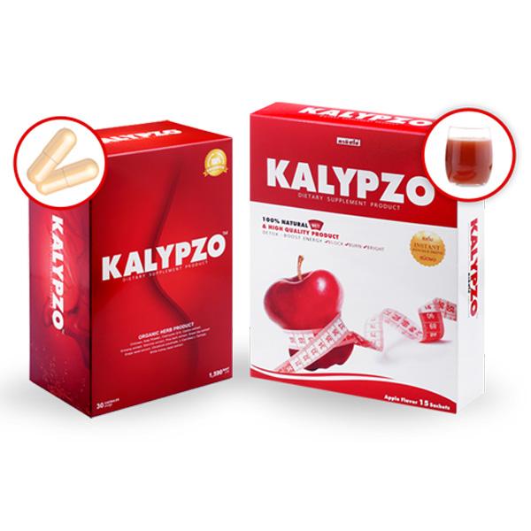 Kalypzo ลดน้ำหนัก ราคาประหยัด คาลิปโซ่