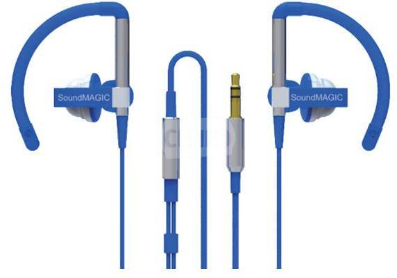 ขายหูฟัง Soundmagic EH11 หูฟังสำหรับออกกำลังกายสำหรับนักกีฬาตัวจริง Sport Earphone มาพร้อมกับระบบ Earhook เพื่อกระชับใบหูระหว่างออกกำลังกายไม่ลื่นหลุด