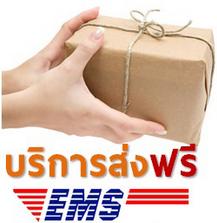 บริการจัดส่ง the secret plus ฟรี ems ทั่วไทย