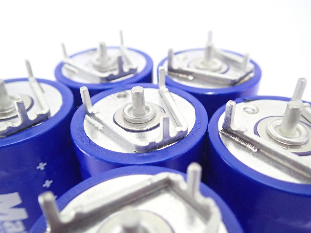 Super Capacitpr Maxwell 350F 2 7V