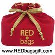 REDbags ถุงผ้าใส่สินค้า กระเป๋าผ้า