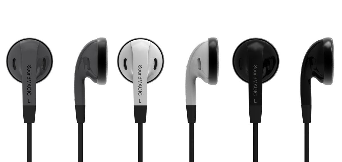 ขายหูฟัง Soundmagic EP20 หูฟังรุ่นที่ใช้ Driver แบบ Dynamic Speaker ที่ให้เบสหนักแน่นดุดัน แต่ไม่กลบรายละเอียดหมด เทคโนโลยีเฉพาะ Soundmagic