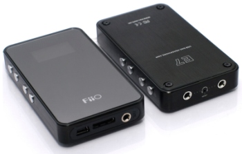 FiiO E7 Headphone Amplifier + USB DAC
