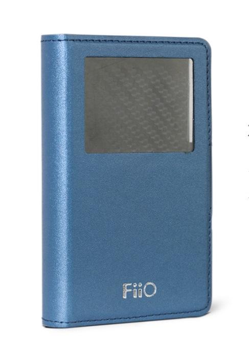ขาย FiiO LC-X1 เคส Flip Case สำหรับ FiiO X1 ปกป้อง FiiO X1 ได้อย่างสมบูรณ์แบบ