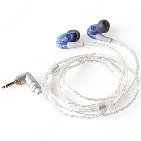 ขาย สาย FiiO RC-WT1 สายแบบถักสำหรับเปลี่ยนหูฟัง Westone ขั้วใหม่ W / AC / ES / UM Series สายถักชุบเงินแบบ Handmade