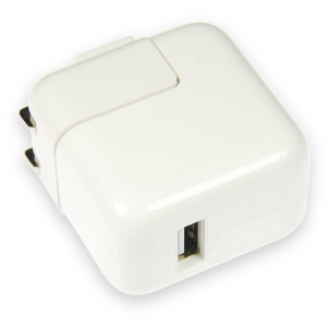หัวชาร์จ iPad ขนาด 12w. AC Adapter (Original)