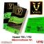 Huawei Y5ii / Y52 - ฟิล์มกระจกกันรอย วีซ่า Tempered Glass Protector thumbnail 1
