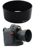 Nikon Lens Hood เทียบเท่า HB-47 for Nikkor 50mm f/1.8G, Nikkor 50mm f/1.4G, Yongnuo 50mm f1.8, Yongnuo 35mm f2