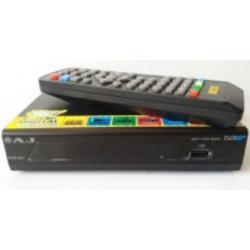 กล่องทีวีดิจิตอล AJ DVB-93