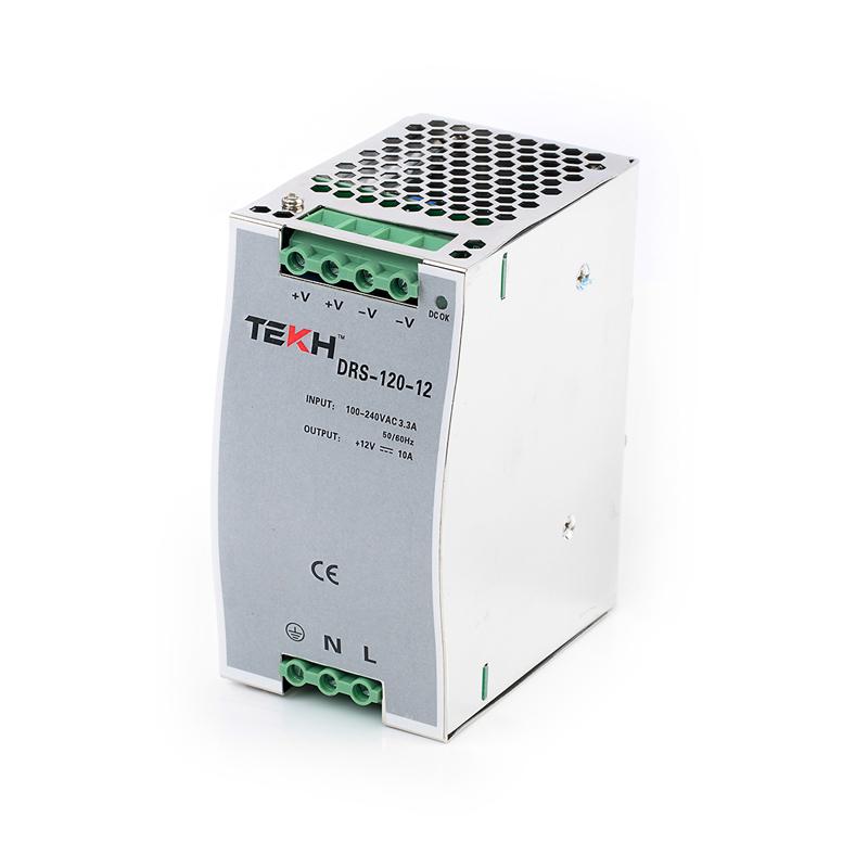 TEKH™ หม้อแปลง สวิทชิ่ง แบบยึดราง DIN 12V 10A 120W