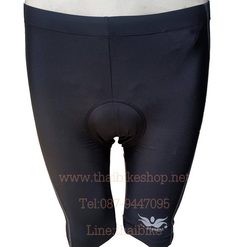กางเกง BE PRESENT ขาสั้น เป้าเจล 3 D